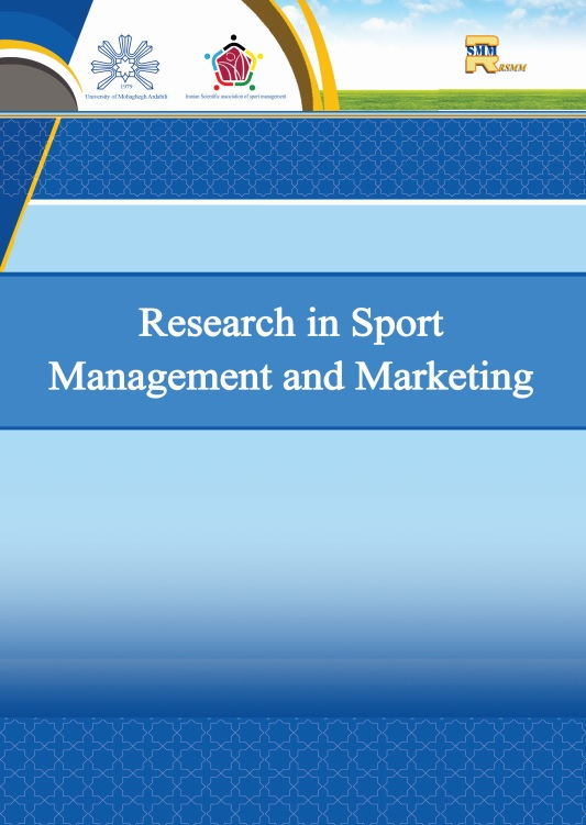 Research in Sport Management and Marketing